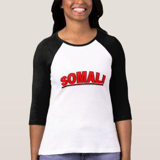"""Nationalities - """"Somali"""" Tee Shirt"""