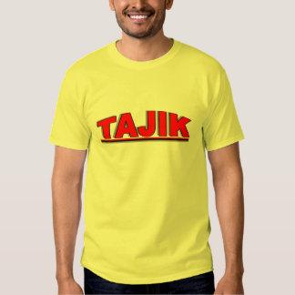 "Nationalities - ""Tajik"" Shirts"
