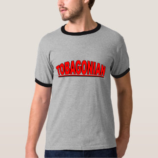 "Nationalities - ""Tobagonian"" T-Shirt"