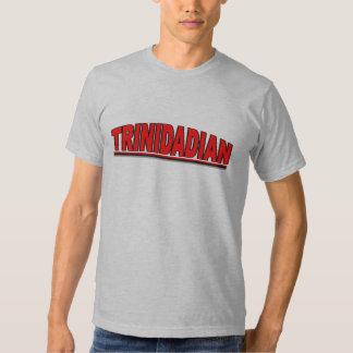 "Nationalities - ""Trinidadian"" Tees"