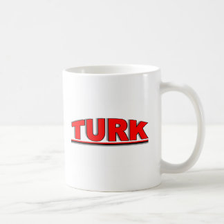 "Nationalities - ""Turk"" Basic White Mug"