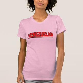 "Nationalities - ""Venezuelan"" T Shirts"
