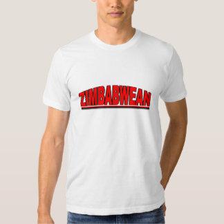 "Nationalities - ""Zimbabwean"" T Shirts"