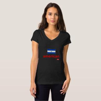 NationOfImmigrants- El Salvadorian-American T-Shirt
