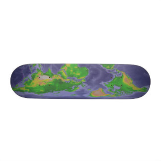 Nations Creations - Skateboard