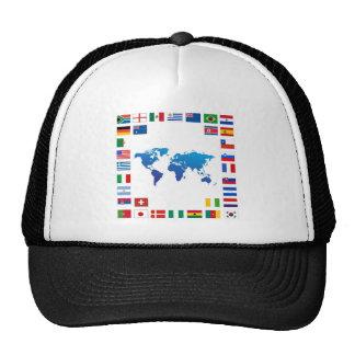 Nations Mesh Hat