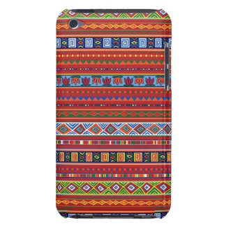 Native African Pattern iPod Case