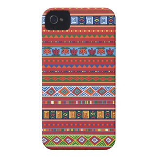 Native African Patttern Blackberry Bold Case