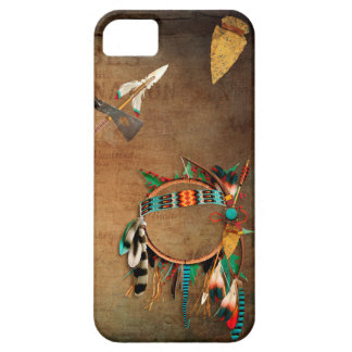 Native American arrowhead hatchet Indian Barely There iPhone 5 Case