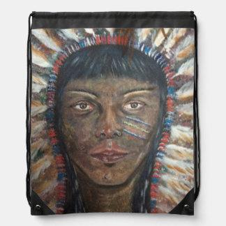 Native American Backpack