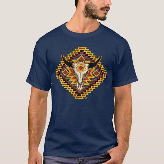 Native American Buffalo design 2 T-Shirt
