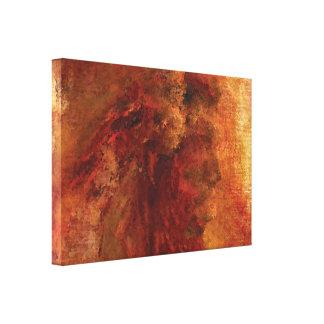 Native American Canvas Wrap Wall Decor Canvas Print