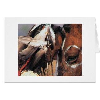 NATIVE AMERICAN CARD