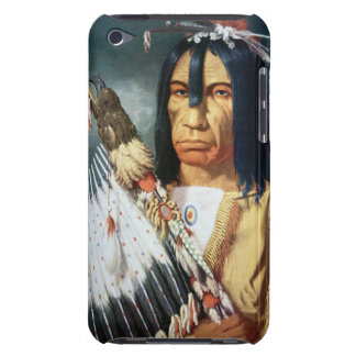 Native American Chief of the Cree people of Canada Barely There iPod Cases