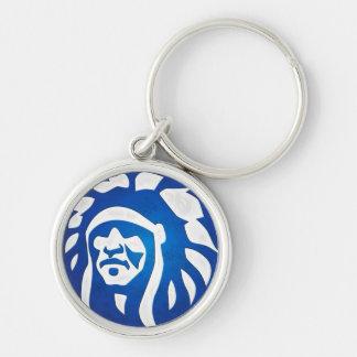 Native American Chief Premium Keychain