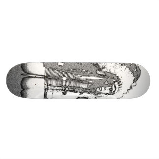 Native American Chief Skateboards