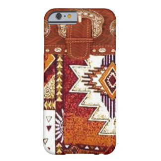"""""""Native American Chief"""" Western iPhone 6 case Barely There iPhone 6 Case"""