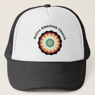 Native American Church Trucker Hat