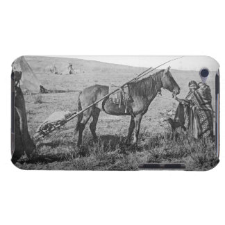 Native American Cree people of Western Canada, c.1 iPod Touch Cases