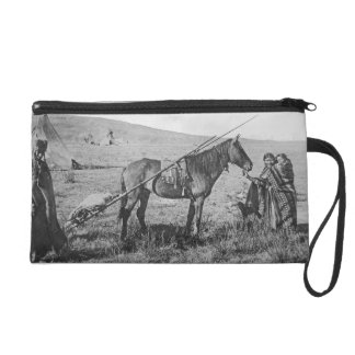 Native American Cree people of Western Canada, c.1 Wristlet