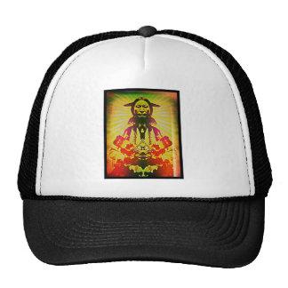 native american design cap