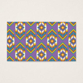 Native American Design Purple