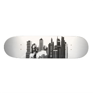 Native American Design Skateboard