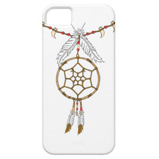 Native American Dreamcatcher Barely There iPhone 5 Case