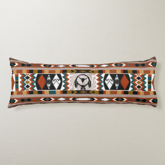 Native American Dreamcatcher Body Cushion
