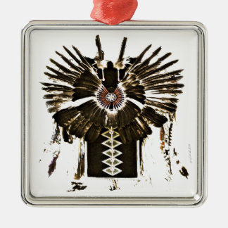 Native American Feathers Gifts and Apparel Christmas Ornament