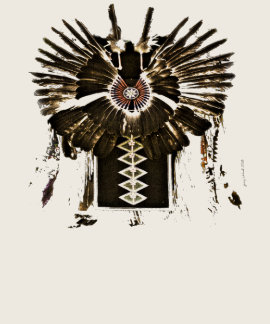 Native American Feathers T-shirts