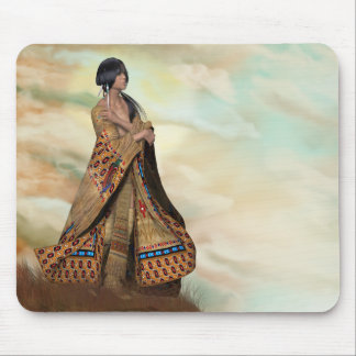 Native American Flight Mouse Mat