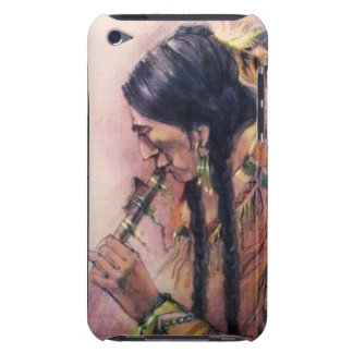 Native American Flute Player  Case-Mate iPod Touch Case