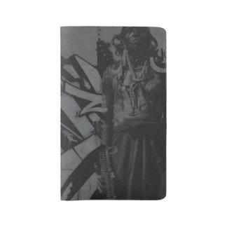 Native American Graffiti Moleskine Pocket Notebook