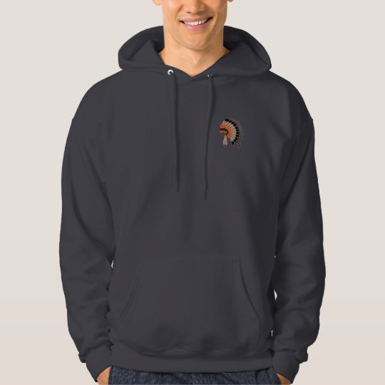 native american headress hoodie tshirt