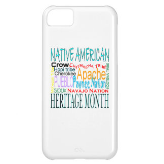 Native American Heritage Month Cover For iPhone 5C