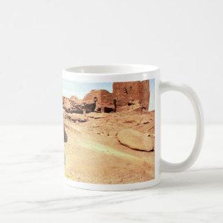 Native American home, Nevada, U.S.A. Mug