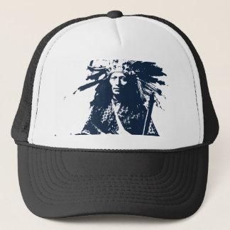 "Native American Indian ""Little"" 1890 Trucker Hat"