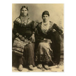 Native American Indian Vintage Portrait