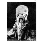 Native American Indian Vintage Portrait Postcards