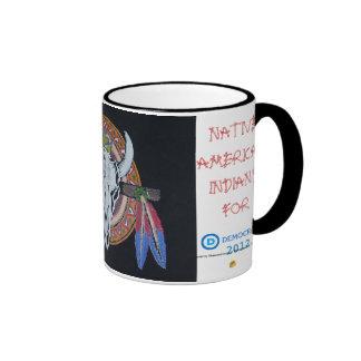 Native American Indians Dems ~ Mug