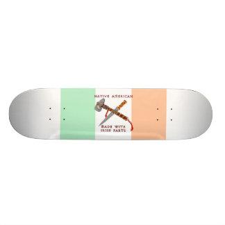 Native American/Irish 19.7 Cm Skateboard Deck