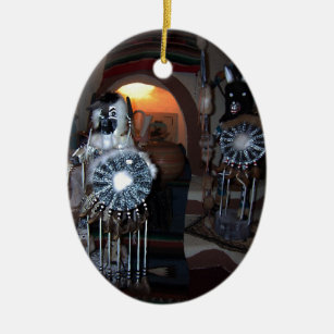 Native American Christmas Ornaments.Native American Indian Christmas Tree Decorations