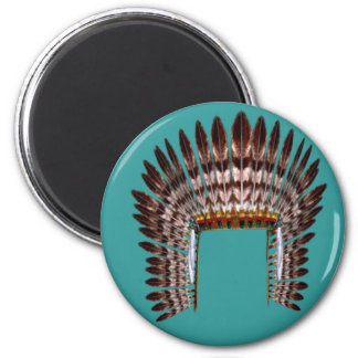 Native American Magnet