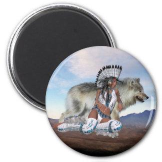 Native American Magnet