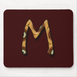 Native American Monogram Mousepads