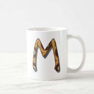 Native American Monogram Mugs