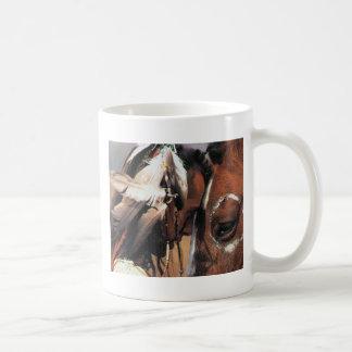 NATIVE AMERICAN COFFEE MUGS