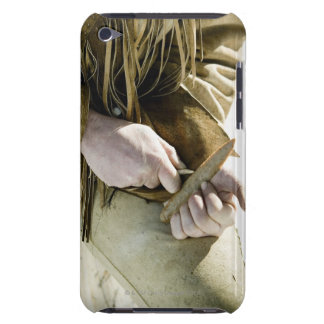 native American outfit,traditional iPod Touch Case-Mate Case