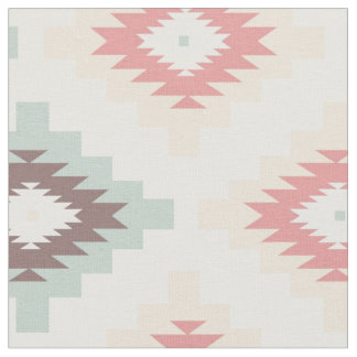 Native American Pattern Fabric